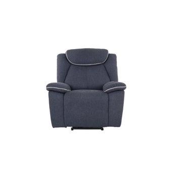 เก้าอี้พักผ่อน รุ่น Rumaysa สีเทาเข้ม