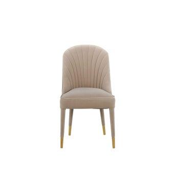 เก้าอี้ รุ่น Muca สีครีม-02