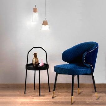 เก้าอี้ รุ่น Mewis สีฟ้า-01
