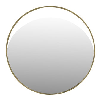 SCHกระจกติดผนัง#CM17085AสแตนเลสทองMDH***-00