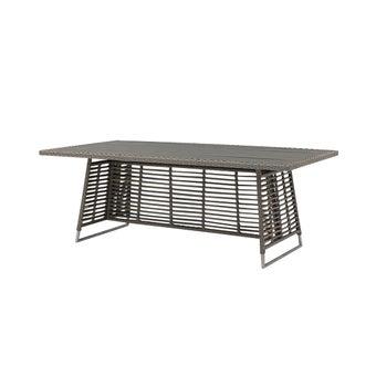 โต๊ะอาหาร รุ่น Orsino สีเทา