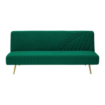 โซฟาผ้า โซฟาเบด รุ่น Nars สีสีเขียว-SB Design Square