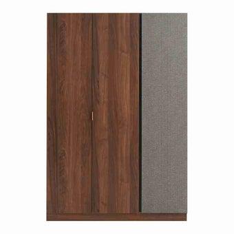 ชุดห้องนอน ตู้เสื้อผ้าบานเปิด รุ่น Tavern สีสีลายไม้ธรรมชาติ-SB Design Square