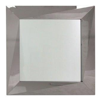 SCHกระจกแขวน#SA273/สแตนเลสรมดำ/FCS***