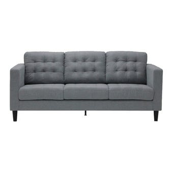 โซฟาผ้า โซฟา 3 ที่นั่ง รุ่น Locy-SB Design Square