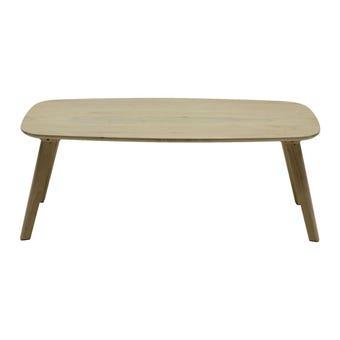 โต๊ะกลาง โต๊ะกลางไม้ล้วน รุ่น Whency-SB Design Square