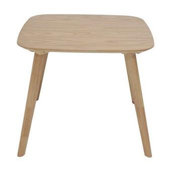 โต๊ะข้าง โต๊ะข้างไม้ล้วน รุ่น Whency-SB Design Square