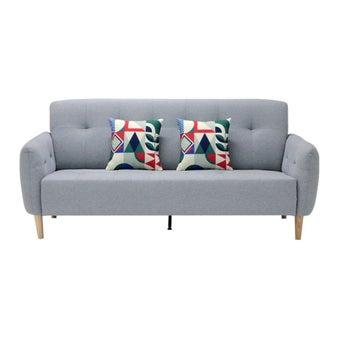 โซฟาผ้า โซฟา 3 ที่นั่ง รุ่น Canit สีสีเทา-SB Design Square