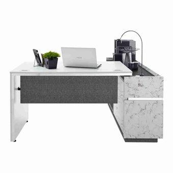 เฟอร์นิเจอร์สำนักงาน โต๊ะทำงาน รุ่น Buford-SB Design Square