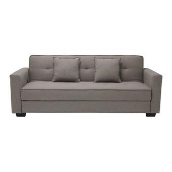 โซฟาผ้า โซฟาเบด รุ่น Fairly สีสีน้ำตาล-SB Design Square