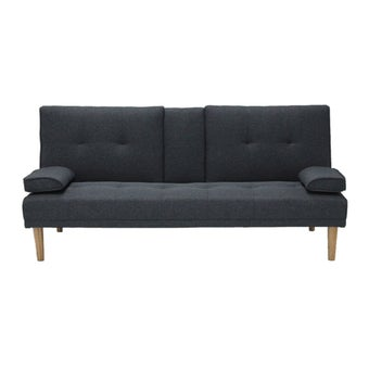 โซฟาผ้า โซฟาเบด รุ่น Fadium สีสีเทา-SB Design Square