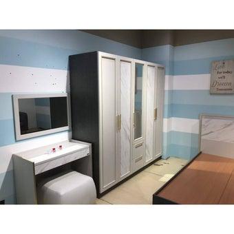 ชุดห้องนอน โต๊ะเครื่องแป้งแบบนั่ง รุ่น Florence-SB Design Square