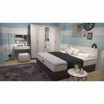 ชุดห้องนอน ตู้เสื้อผ้าบานเปิด รุ่น Florence-SB Design Square