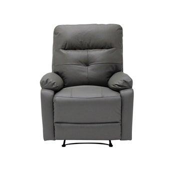 เก้าอี้พักผ่อน รุ่น Zpell สีเทา