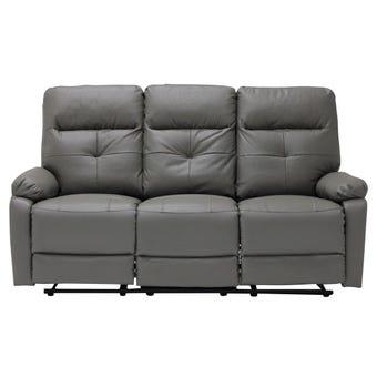 เก้าอี้พักผ่อน ขนาดเล็กกว่า 1.8 ม. รุ่น Zpell สีเทา
