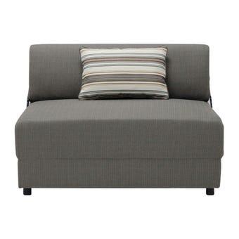 โซฟาผ้า โซฟาเบด รุ่น Fanya สีสีน้ำตาล-SB Design Square