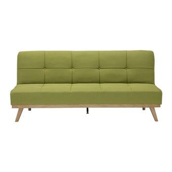 โซฟาผ้า โซฟาเบด รุ่น Jofyna สีสีเขียว-SB Design Square