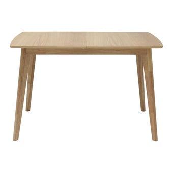 โต๊ะอาหาร รุ่น Yukari สีโอ๊ค-01