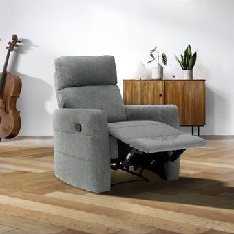 เก้าอี้พักผ่อน รุ่น Momiya สีเทา-01