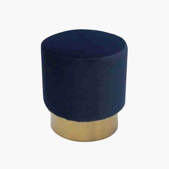 STOOL MILLA-PLUS/ทอง/กำมะหยี่นง.TS61-19-03