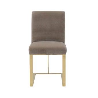 เก้าอี้ รุ่น Noffy สีน้ำตาล-01