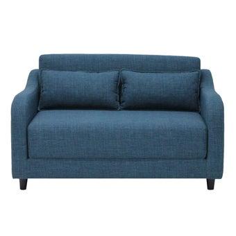 โซฟาเบดผ้าเบด Freemon สีฟ้า-01