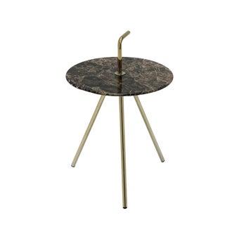โต๊ะข้าง รุ่น Teabar  สีน้ำตาล-01