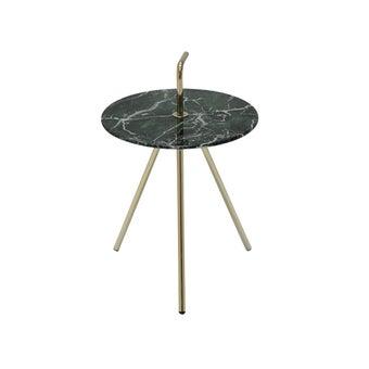 โต๊ะข้าง รุ่น  Teabar สีเขียว-01