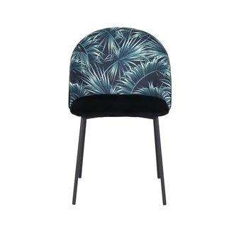 เก้าอี้ รุ่น Yobiko#2 สีดำ