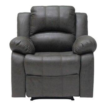 เก้าอี้พักผ่อน ขนาดเล็กกว่า 1.8 ม. รุ่น Zelda สีเทา1