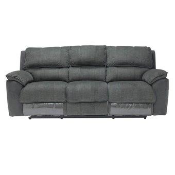 เก้าอี้พักผ่อนผ้า รุ่น Marage สีเทาเข้ม-00