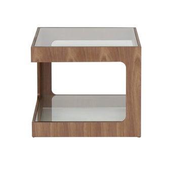 โต๊ะข้าง รุ่น Artistry สีวอลนัท01