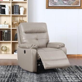 เก้าอี้พักผ่อน ขนาดเล็กกว่า 1.8 ม. รุ่น Zpell สีครีม01