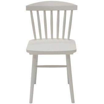 เก้าอี้ YUDA-B/ สีขาว