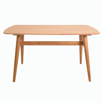 โต๊ะอาหาร รุ่น Yalene สีไม้อ่อน1