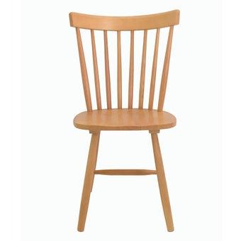 เก้าอี้รุ่น Yalene สีไม้อ่อน1