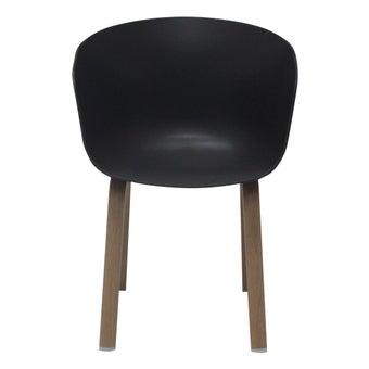 เก้าอี้ รุ่น Levy-b#2 สีน้ำตาล1