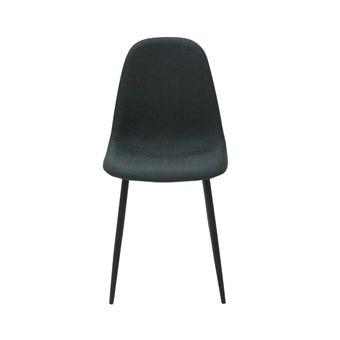 เก้าอี้ รุ่น Lalada สีเทาเข้ม