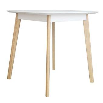 โต๊ะอาหาร รุ่น Dilli สีขาว ลินเบิร์ก