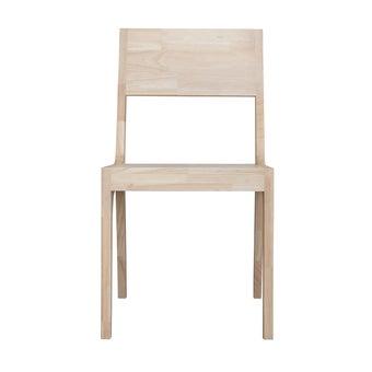 เก้าอี้ไม้ยาง รุ่น Harmo สีลินเบิร์ก