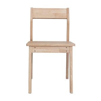 เก้าอี้ไม้ รุ่น Styli 1 ที่นั่ง