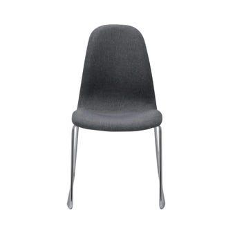 เก้าอี้ รุ่น Lalava สีเทา