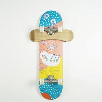 ชั้นแขวน Surf Skate & Skate Board รุ่น Surfit สีลินเบิร์ก-01
