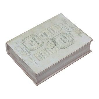 อุปกรณ์การจัดเก็บ หนังสือปลอม-SB Design Square