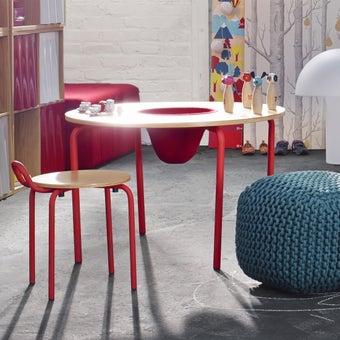 โต๊ะกลาง รุ่น Hester สีไม้อ่อน3