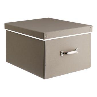 กล่องเอกสาร Kraft