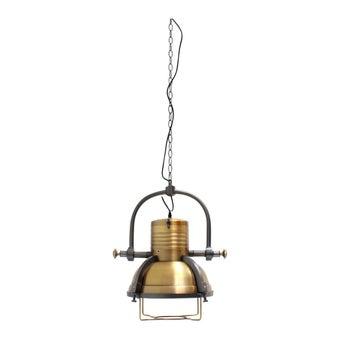 โคมไฟ โคมไฟแขวน รุ่น Modern Basic สีสีทอง-SB Design Square