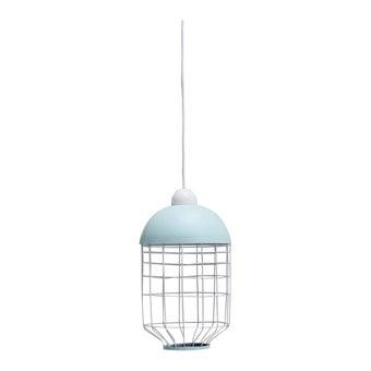 โคมไฟ โคมไฟแขวน รุ่น Modern Scan สีสีฟ้า-SB Design Square