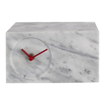 นาฬิกาตั้งโต๊ะหิน Gina