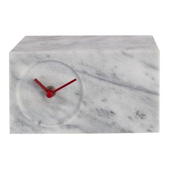 นาฬิกาตั้งโต๊ะหิน Gina -00